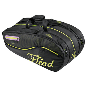 HEAD SHARAPOVA COMBI TENNIS BAG BLACK
