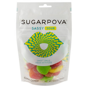 Sassy Sour Fruit Gummies