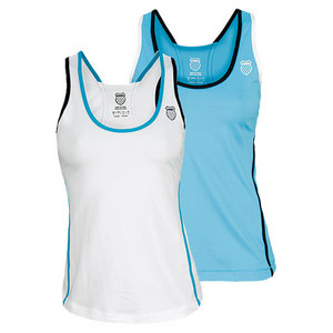 K-SWISS WOMENS RACERBACK SHELL TENNIS TANK