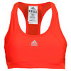 ADIDAS Women`s Techfit Molded Cup Sports Bra Hi-Res Red