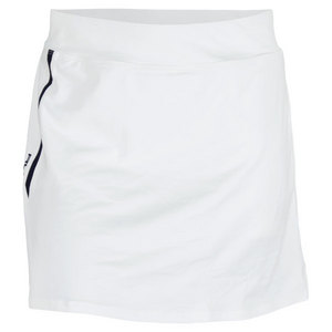 POLO RALPH LAUREN WOMENS SADIE TENNIS SKIRT WHITE