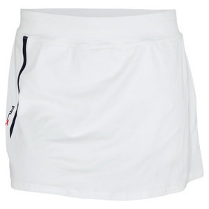 POLO RALPH LAUREN WOMENS CLAIRE TENNIS SKORT WHITE