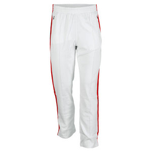 POLO RALPH LAUREN MENS TRACK TENNIS PANT WHITE