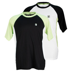FILA BOYS CENTER COURT CREW NECK TENNIS TOP
