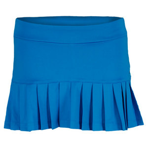 FILA GIRLS MATCH TENNIS SKORT BLUE