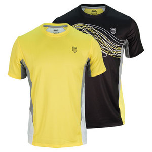 K-SWISS MENS SPLICED TENNIS CREW