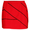 ELIZA AUDLEY Women`s Stitched Tennis Skort Red