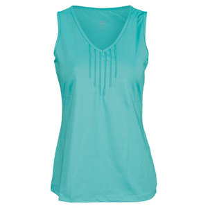 TAIL WOMENS SUMMER LOVIN COLETTE TANK GREEN