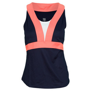 TAIL WOMENS SUMMER LOVIN FRANCES TANK NAVY