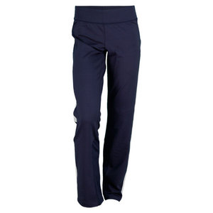 POLO RALPH LAUREN WOMENS BALL GIRLS TENNIS PANT BLUE