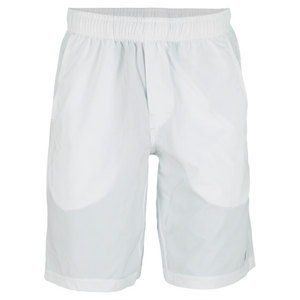 ELEVEN MEN`S BACKSPIN TENNIS SHORTS WHITE