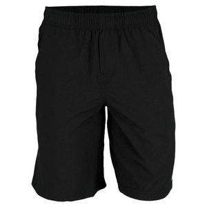ELEVEN MEN`S BACKSPIN TENNIS SHORTS BLACK
