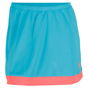 LOTTO WOMENS NOA TENNIS SKIRT BLUE