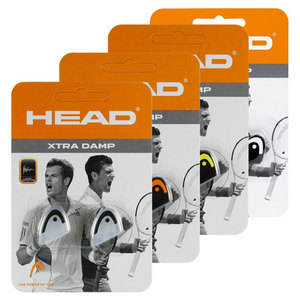 HEAD XTRA DAMP TENNIS DAMPENERS