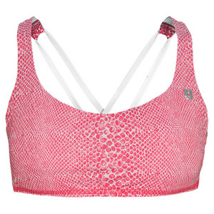 ELEVEN WOMENS PERFECT SET TENNIS BRA PRINT