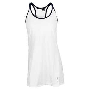 POLO RALPH LAUREN WOMENS KATIE TENNIS DRESS WHITE