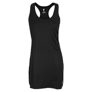 JOFIT WOMENS CASABLANCA T BACK RACER DRESS BK