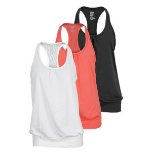 TONIC WOMENS SHOCK WAVE TENNIS TANK