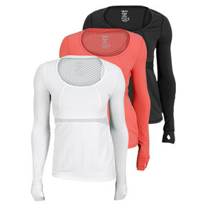 TONIC WOMENS VOLT TENNIS PULLOVER