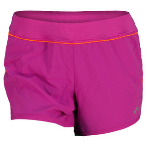ASICS WOMENS EVERYSPORT II PERFORMANCE SHORT