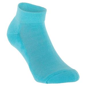 K BELL SOCKS WOMENS LOVE TENNIS SOCKS BLUE (W9-11)