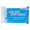 Cool Body Sport Towel- Six Pack by FILA