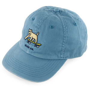 LIFE IS GOOD BOYS RIDE ON ROCKET CHILL CAP BLUE