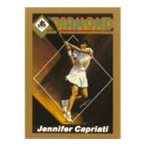 Jennifer Capriati Diamond Card
