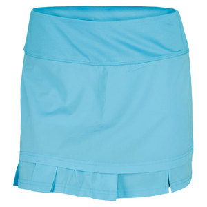 BOLLE WOMENS SOLAR WIND TENNIS SKORT BLUE