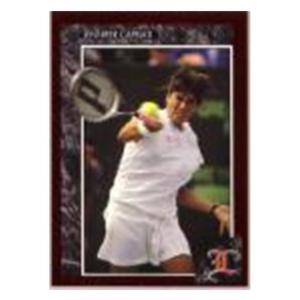 TENNIS EXPRESS Jennifer Red Foil Legends Card