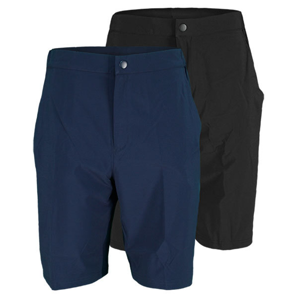 Men's Stretch Zip Fly Tennis Short