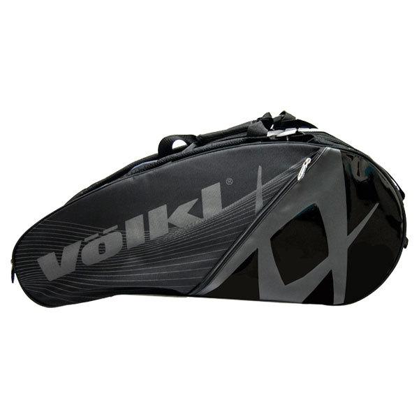 Tour Combi Tennis Bag Gray And Black