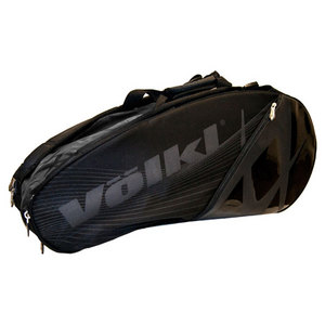 VOLKL TOUR MEGA TENNIS BAG ANTHRACITE/BLACK