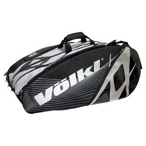 VOLKL TOUR MEGA TENNIS BAG BLACK/SILVER