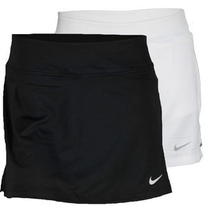 NIKE WOMENS STRAIGHT KNIT 14.17 INCH SKIRT