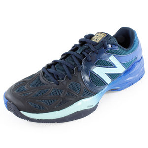 NEW BALANCE WOMENS 996 ALPHA PACK SHOES BLUE/GN