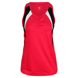 TAIL WOMENS LADY LIKE ALL COURT RACER TOP PK