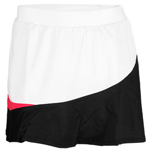 TAIL WOMENS LADY LIKE VOLLEY SKORT WHITE/BK