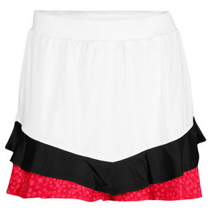 TAIL WOMENS LADY LIKE ROSALIN TENNIS SKORT WH