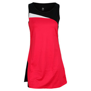 TAIL WOMENS LADY LIKE ESTHER TENNIS DRESS PK