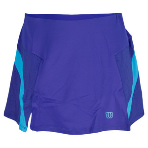 WILSON WOMENS GET IT A LINE TENNIS SKIRT INK BL