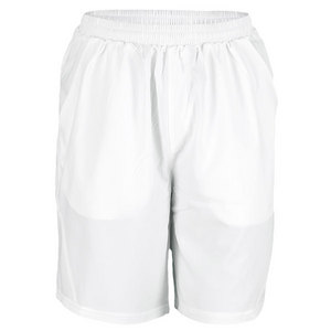 PRINCE MENS TENNIS SHORTS WHITE
