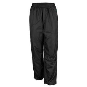 PRINCE MENS WARM UP TENNIS PANT BLACK