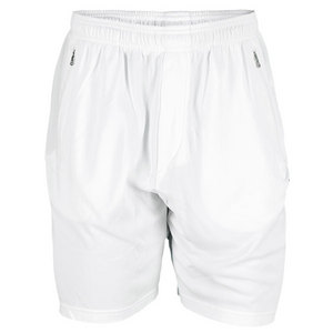 POLO RALPH LAUREN MENS PERFORMANCE TENNIS SHORT WHITE