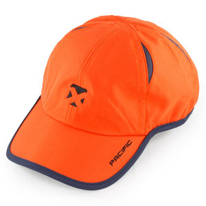 PACIFIC CROSS TENNIS CAP X ORANGE