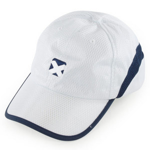 PACIFIC OFFICIAL NET TENNIS CAP X WHITE