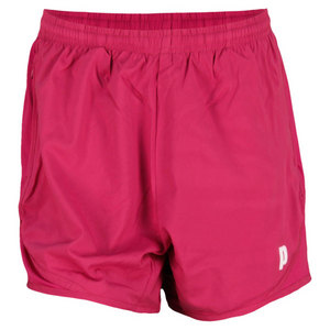 PRINCE WOMENS TENNIS SHORT BERRY