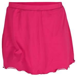 PRINCE WOMENS TENNIS SKORT BERRY