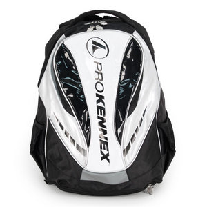 PRO KENNEX Q SERIES TENNIS BACKPACK SILVER/BLACK