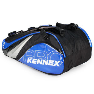 PRO KENNEX Q SERIES 12 PACK TENNIS BAG BLUE/BLACK